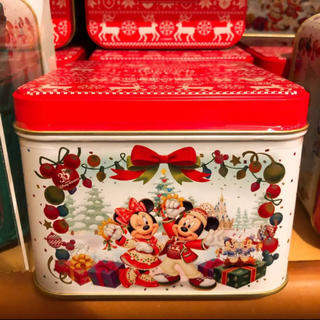 ディズニー(Disney)のディズニークリスマス☆アソーテッド・スウィーツ☆ディズニーランド限定(菓子/デザート)