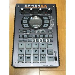 ローランド(Roland)のROLAND SP-404 SX(DJエフェクター)