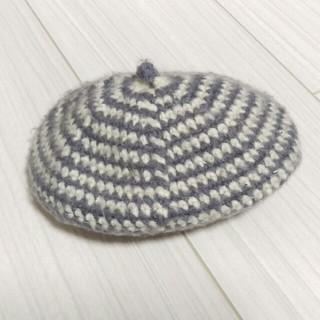 パタシュー(PATACHOU)のパタシュー ニットベレー帽 S-Mサイズ(帽子)