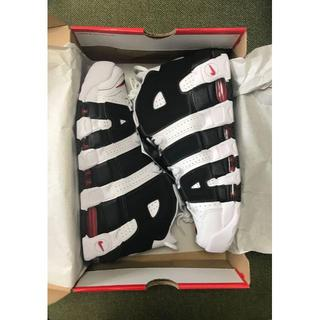 27cm NIKE AIR MORE UPTEMPO(スニーカー)