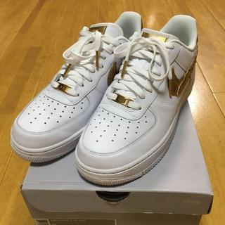 NIKE AIR FORCE 1 LOW CR7 us9(スニーカー)