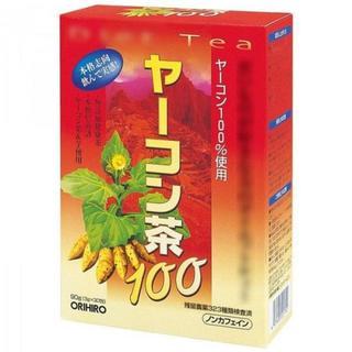 オリヒロ ヤーコン茶 100% 3g×30包(健康茶)