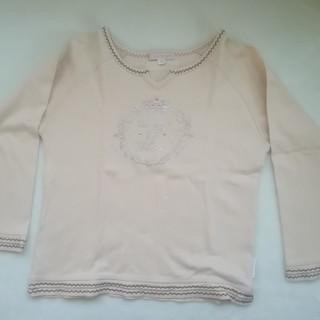 エルプラネット(ELLE PLANETE)の子供服 コットン100% 110センチ 長袖 (Tシャツ/カットソー)