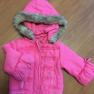 ジューシークチュール(Juicy Couture)のジューシークチュール 中綿フードコート(ジャケット/コート)