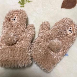 ディズニー(Disney)のダッフィ 手袋(手袋)