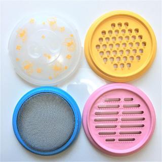 ディズニー(Disney)のくまのプーさん 離乳食調理 4点セット(離乳食調理器具)