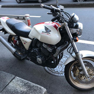 ホンダ(ホンダ)のCB400SF 50周年記念限定車(車体)