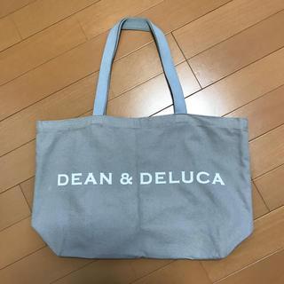 ディーンアンドデルーカ(DEAN & DELUCA)のDEAN & DELUCA ライトグレー ビッグ トート(トートバッグ)