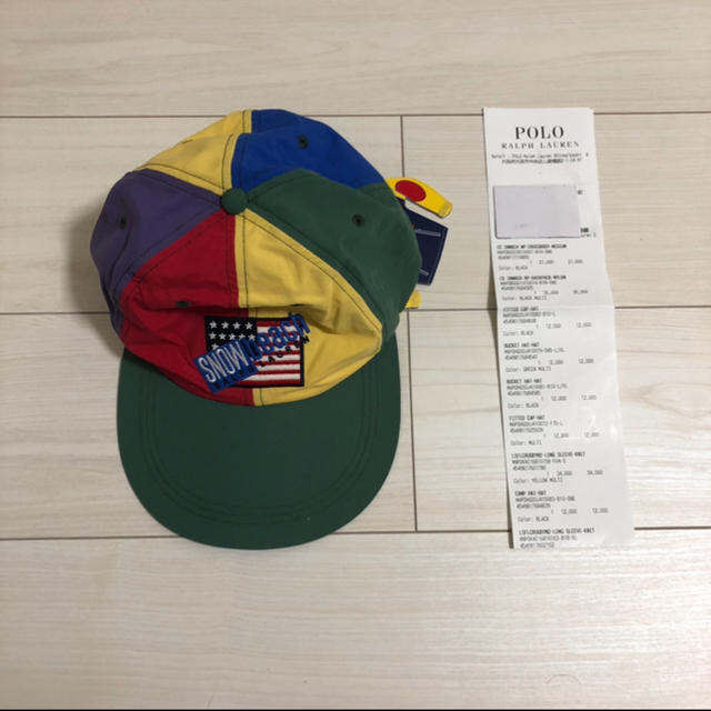 POLO RALPH LAUREN -  L The Snow Beach Fitted Capの通販 by いちにい ... 8c582970ed0