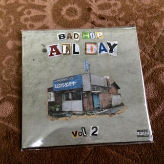 badhop cd dvd allday 武道館(ヒップホップ/ラップ)