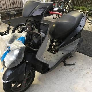 ヤマハ(ヤマハ)のシグナス2型 台湾仕様(車体)