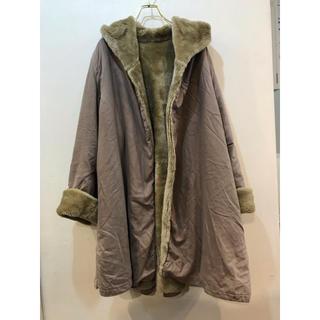 伊太利屋 背中刺繍 コート
