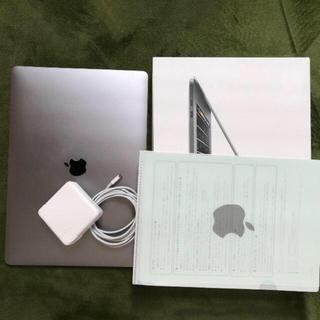 マック(Mac (Apple))のMacBook Pro 2016 15インチ i7 16GB 256GB(ノートPC)