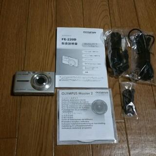 オリンパス(OLYMPUS)のデジタルカメラ(コンパクトデジタルカメラ)