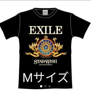エグザイル(EXILE)のEXILE ライブツアーTシャツ Mサイズ(ミュージシャン)