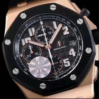 オーデマピゲ(AUDEMARS PIGUET)の大人気 AUDEMARS PIGUET メンズ腕時計オーデマピゲ(腕時計(アナログ))