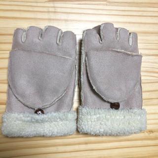 ニコアンド(niko and...)のニコアンド 手袋 ムートン生地 スマホ対応(手袋)