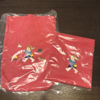 ファミリア(familiar)のたーみー様専用ファミリア 上履き入れ 巾着袋(シューズバッグ)