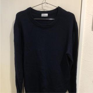 ジュンレッド(JUNRED)のニットJUNRED紺色(ニット/セーター)