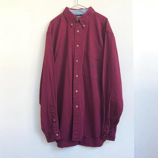 ノーティカ(NAUTICA)の古着 NAUTICA ボタンダウンシャツ(シャツ)