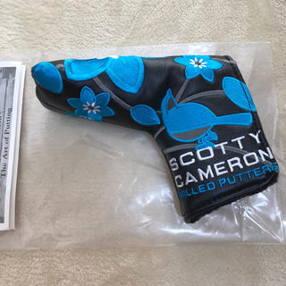 スコッティキャメロン(Scotty Cameron)のスコッティキャメロン パターカバー 新品未使用(クラブ)