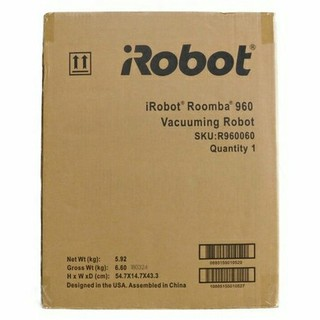 アイロボット(iRobot)の iRobot ロボット掃除機 ルンバ960 Roomba でございます(掃除機)