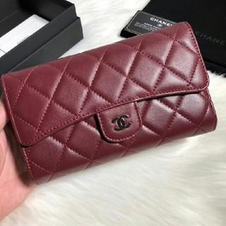 シャネル(CHANEL)のCHANEL 長財布(財布)