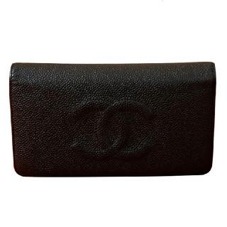 シャネル(CHANEL)の美品■ CHANEL シャネル 長財布 (財布)