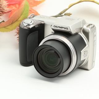 オリンパス(OLYMPUS)の★グイグイ寄れる21倍ズーム★インスタアップも★オリンパス SP-620UZ(コンパクトデジタルカメラ)