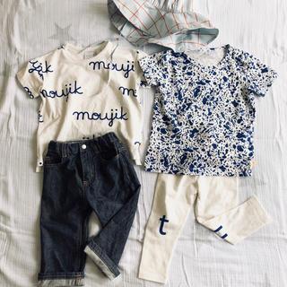 コドモビームス(こどもビームス)のtinycottons Tシャツ レギンス パンツ bobochoses tao(Tシャツ/カットソー)