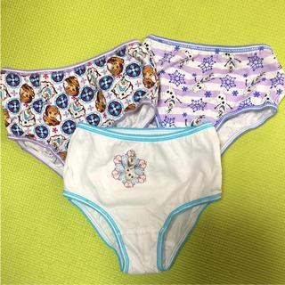 パンツ 3枚セット 女の子(下着)