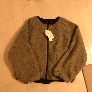 シマムラ(しまむら)の人気完売♡リバーシブルボアブルゾン♡(ブルゾン)
