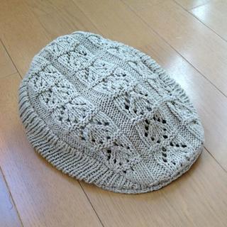 トプカピ(TOPKAPI)のTOPKAPI トプカピ ニット ハンチング 帽子(ハンチング/ベレー帽)