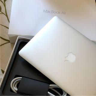 マック(Mac (Apple))のMacBook Air 13-inch Early 2015(ノートPC)