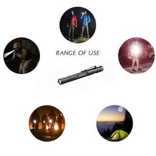 LED 懐中電灯 4個セット(ライト/ランタン)