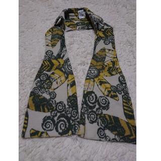 カミシマチナミ(KAMISHIMA CHINAMI)のKAMISHIMA CHINAMI カミシマチナミ襟付きストール(その他)
