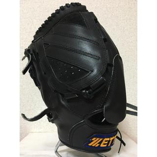 ゼット(ZETT)のZETT ゼット グランステイタス  軟式 投手 グローブ 左投げ(グローブ)