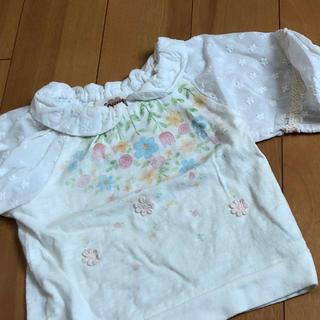 スーリー(Souris)のトップス90(Tシャツ/カットソー)