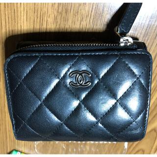 シャネル(CHANEL)のシャネル ミニ財布(財布)
