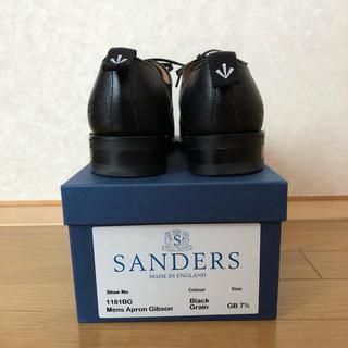 サンダース(SANDERS)のsoe×sanders Uチップダービーシューズ(ドレス/ビジネス)