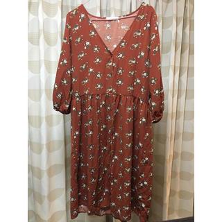 ショコラフィネローブ(chocol raffine robe)のワンピース(ロングワンピース/マキシワンピース)