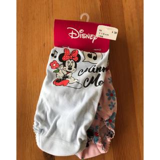 ディズニー(Disney)の新品 ミニーちゃん パンツ セット(下着)