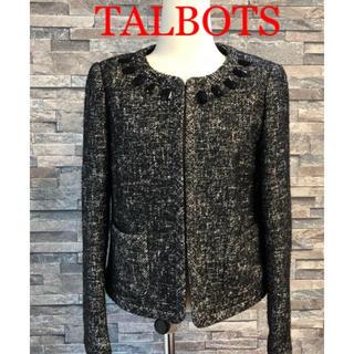 タルボット(TALBOTS)のタルボットのノーカラージャケット(ノーカラージャケット)