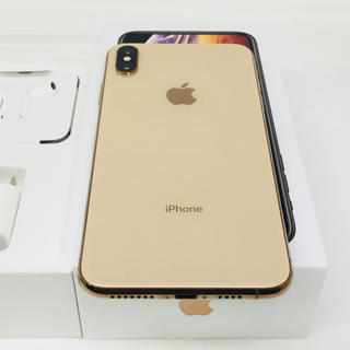 アイフォーン(iPhone)のIPHONE XS MAX 256GB  (スマートフォン本体)