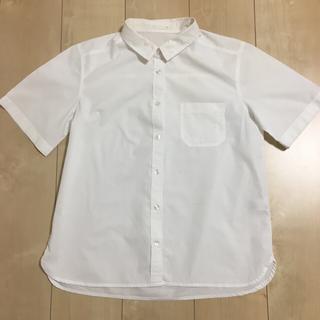 GU - GU カッターシャツ 半袖 M