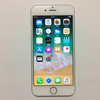 アイフォーン(iPhone)の⑥中古美品 AU iPhone6 16gb (スマートフォン本体)