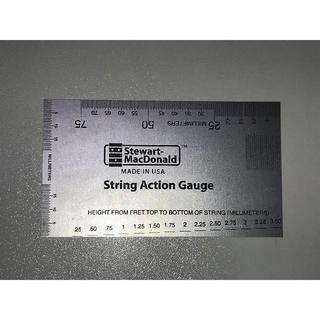 StewMac String Action Gauge(その他)