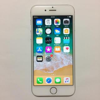 アイフォーン(iPhone)の⑦中古  docomo iPhone6 16gb (スマートフォン本体)