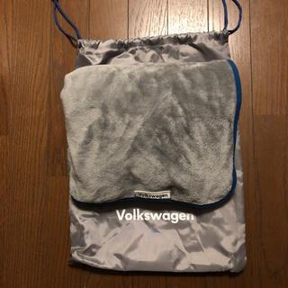 フォルクスワーゲン(Volkswagen)のお値下げ♡フォルクスワーゲン限定ブランケット新品未使用⭐️専用品(おくるみ/ブランケット)