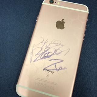 アイフォーン(iPhone)の【7120】iPhone6s 64(スマートフォン本体)
